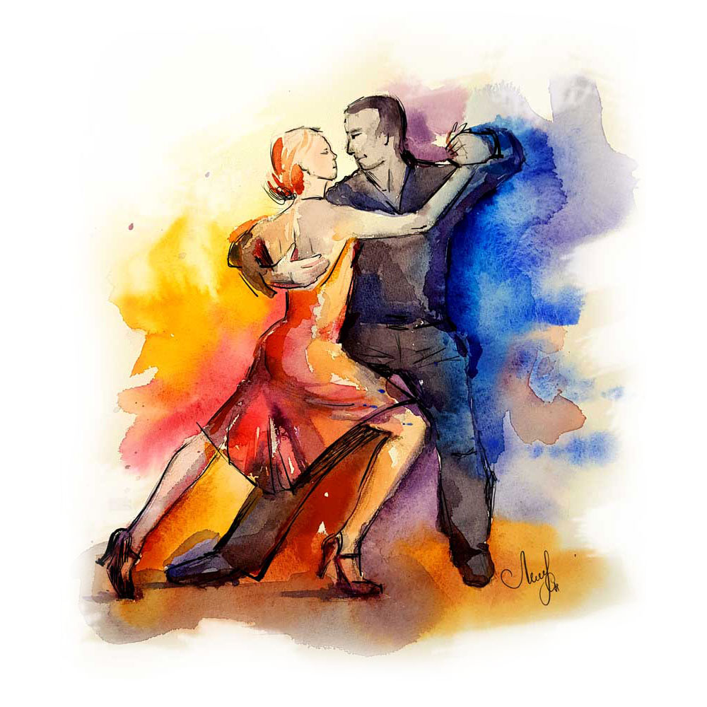 Illustration-Dance-happiness-HTS