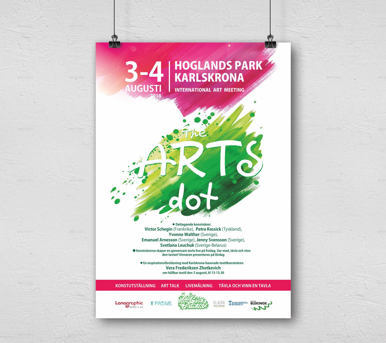 the-arts-dot-poster-1