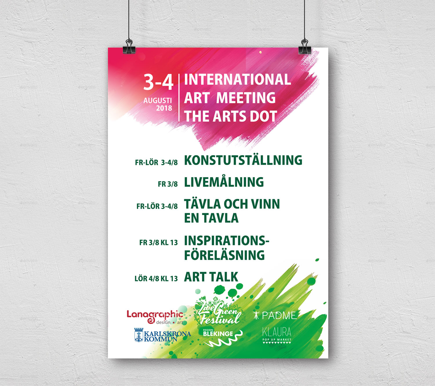 the-arts-dot-poster-2-by lanagraphic