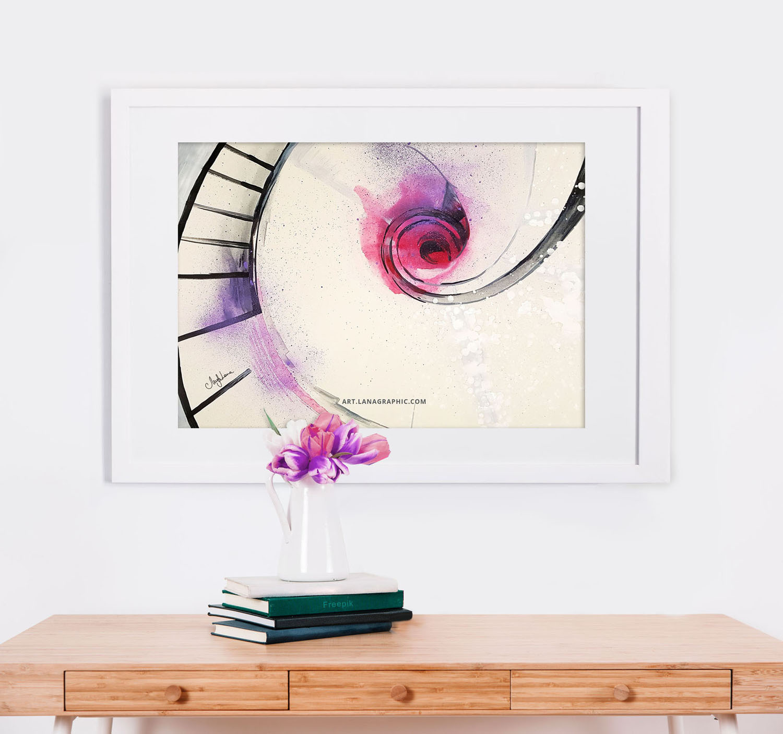 art-interior-painting-Corso-Como-Milano-Lanagraphic-s