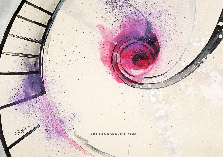 artwork by Lana-Leuchuk-Corso Como Milano-1