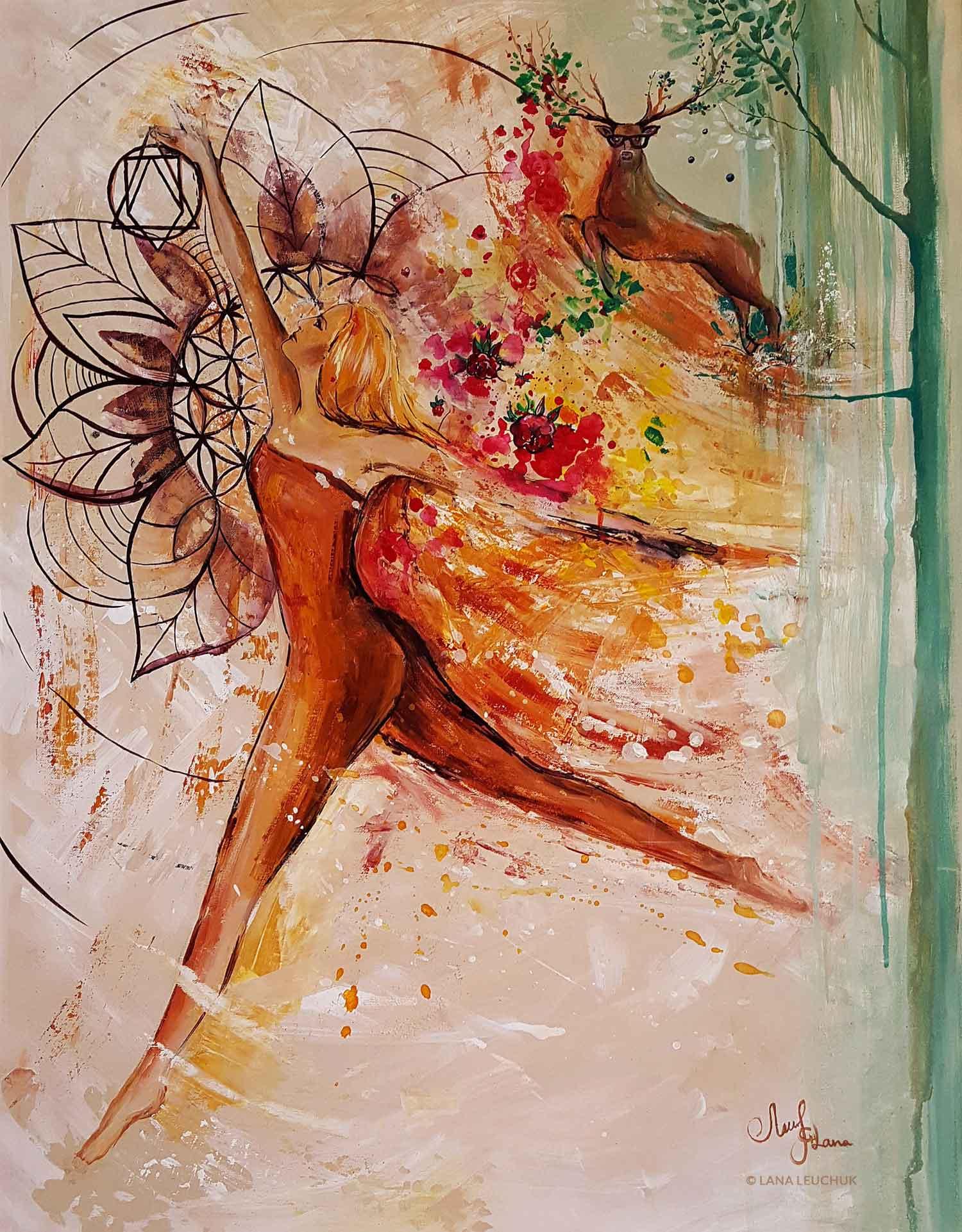 Mindfulness-acrylic-painting-by-LANA-LEUCHUK