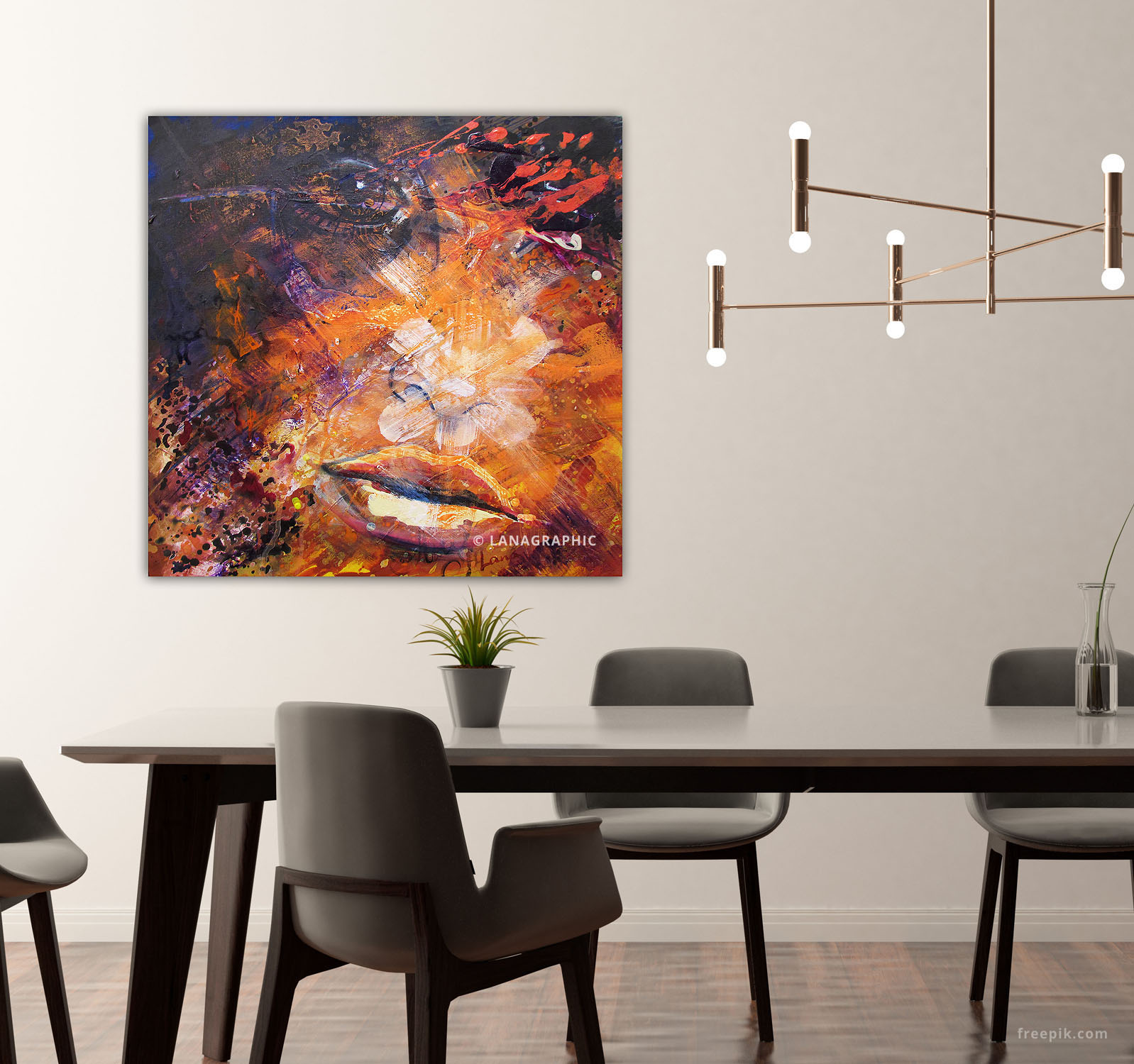 art-in-interior-painting-Against All Odds-Lana-Leuchuk-s