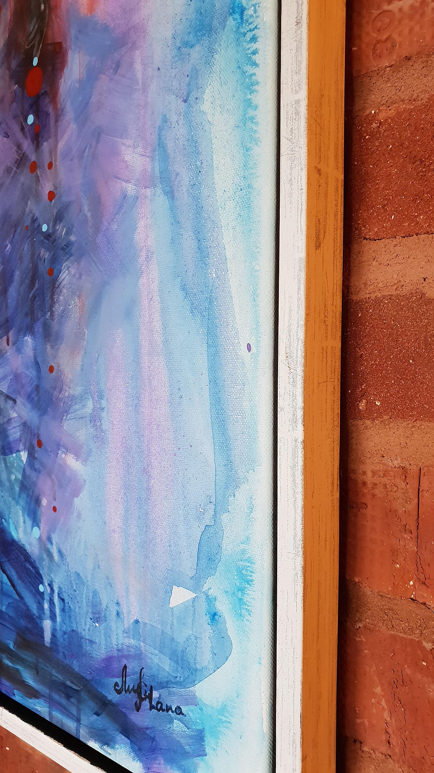Dancing with a Stranger-painting-Lana Leuchuk-2