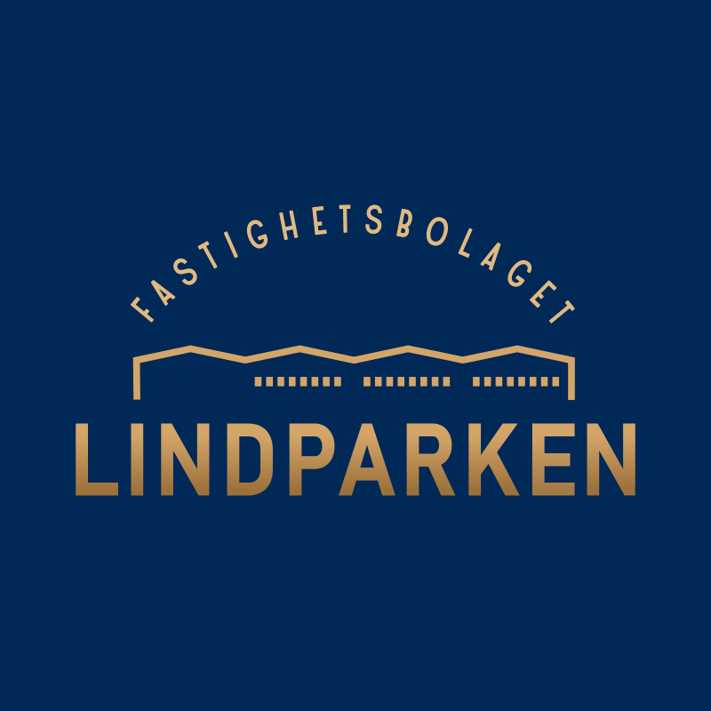 Logotype-Lindparken-social media-blue